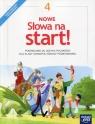 Nowe Słowa na start! 4 Podręcznik