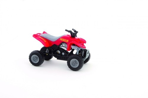 Motor teama 1:24 quad bike ratunkowy 001-70252