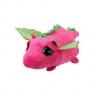 Maskotka Teeny Tys Darby - różowy smok 10 cm