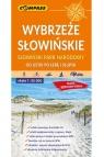 Wybrzeże Słowińskie. Mapa turystyczna w skali 1:55 000 (wersja wodoodporna)