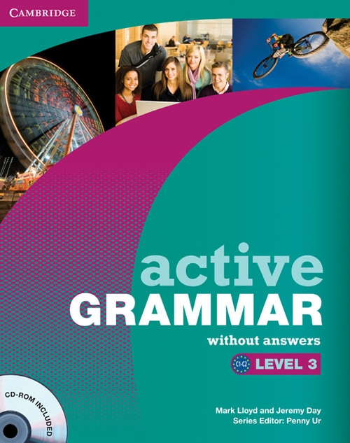 Active Grammar 3 without Answers and CD-ROM Lloyd Mark, Day Jeremy