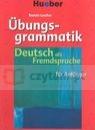 Ubungsgrammatik fur Anfanger Podręcznik z ćwiczeniami  Luscher Renate