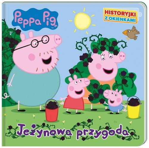 Peppa Pig. Historyjki z okienkami. Jeżynowa przygoda. opracowanie zbiorowe