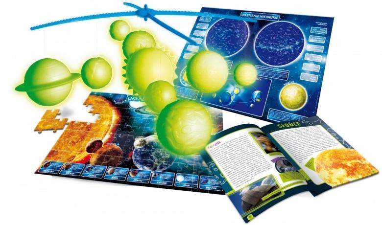 I'm a Genius - Poznaj Układ Słoneczny (304-P45471)