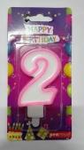 Świeczka urodzinowa - 2 (PTN-2)