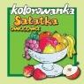 Kolorowanka - Sałatka owocowa wyd. 2017