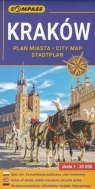 Kraków plan miasta 1:20 000