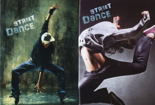 Zeszyt A5 Street Dance w kratkę 80 kartek