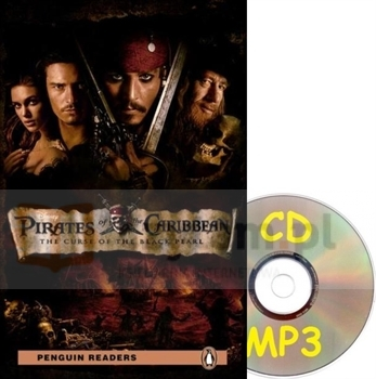 Pen. Pirates of Caribbean: The Curse of the Black Pearl Bk/MP3 CD (2)