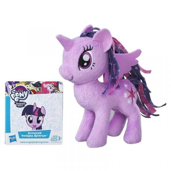 Maskotka My Little Pony Pluszowe Kucyki Princess Twilight Sparkle (B9819/C0101)