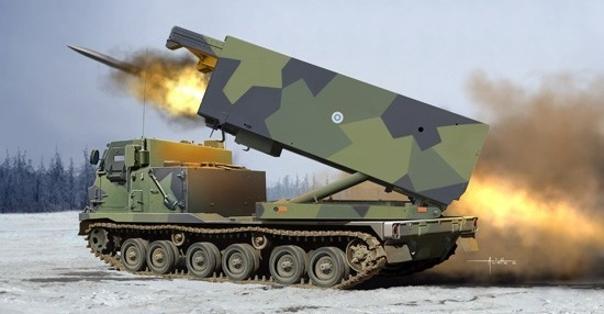 M270/A1 Multiple Launch Rocket System (01047)