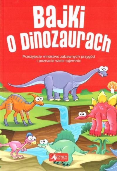 Bajki o dinozaurach praca zbiorowa
