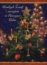 Karnet Świąteczny Hologram B BU1004