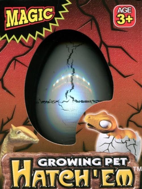 Dinozaur w jaju