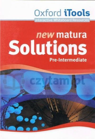 Matura Solutions 2ed Pre-Intermediate iTools
