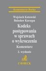Kodeks postępowania w sprawach o wykroczenia Komentarz  Kotowski Wojciech, Kurzępa Bolesław