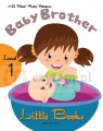 Little Books - Baby Brother +CD H.Q. Mitchell, Marileni Malkogianni
