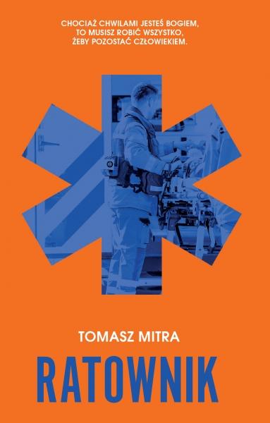 Ratownik (Uszkodzona okładka) Mitra Tomasz