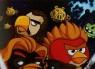 Podkład laminowany Angry Birds Star Wars
