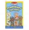 Zestaw tatuaży Mój pierwszy tatuaż - niebieski (12947)