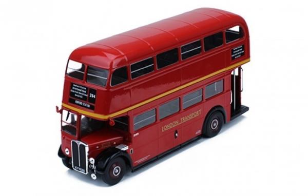 AEC Regent III RT 1939 (red) (BUS002)