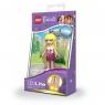 Brelok do kluczy z latarką LEGO®: Friends - Stephanie (LGL-KE22S)