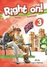 Right on! 3 SB + Interactive eBook