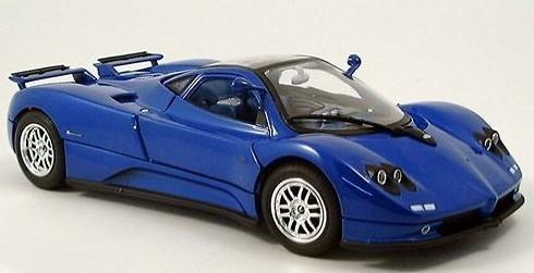 Pagani Zonda C12 2004