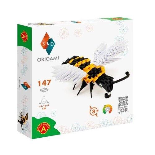 Origami 3D Pszczoła