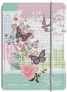 Notatnik PP my.book Flex A6/40 kartek w kratkę Ladylike (11361714)
