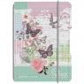 Notatnik PP my.book Flex A6/40k w kratkę - Ladylike Butterfly (11361714)
