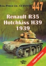 Renault R35, Hotchkiss H39 Tank Power vol.CLXXXVII 447