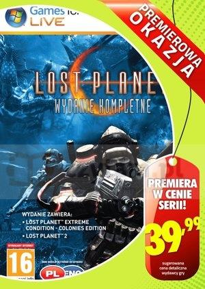 Lost Planet - Wydanie Kompletne (Premierowa Okazja)