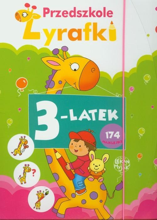 Przedszkole Żyrafki. 3-latek Lekan Elżbieta