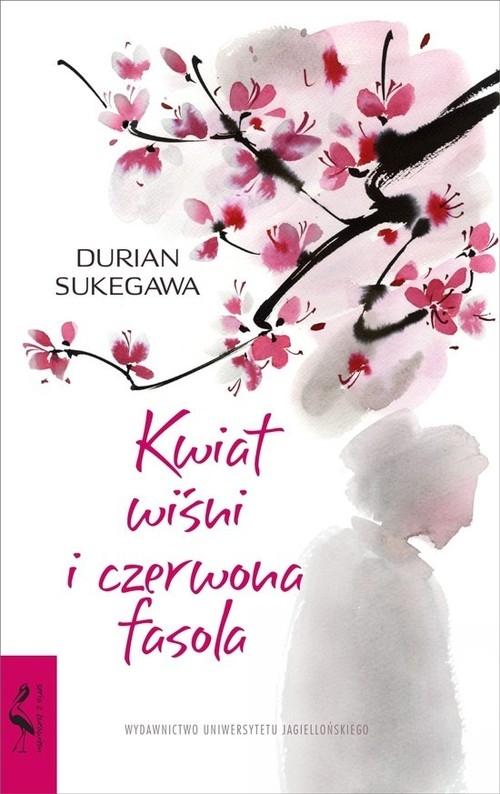 Kwiat wiśni i czerwona fasola Sukegawa Durian