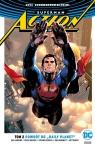 Superman Action Comics - Powrót do Daily Planet Tom 2