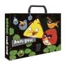 Teczka twarda z rączką Angry Birds