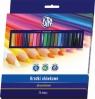 Kredki ołówkowe akwarelowe 24 kolory