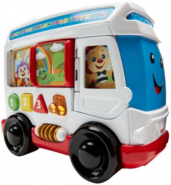 Autobus Szczeniaczka (FHF11)