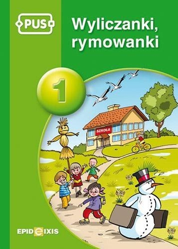 PUS Wyliczanki rymowanki 1 Świdnicki Bogusław