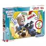 Puzzle Supercolor 104: Puppy Dog Pals (27147)Wiek: 5+