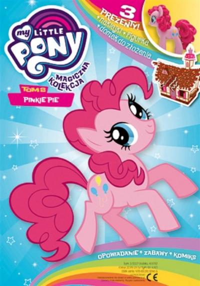 Magiczna Kolekcja My Little Pony 2 praca zbiorowa