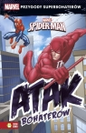 Spider-Man Atak Bohaterów