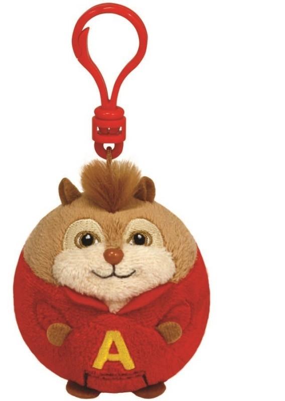 TY Beanie Ballz Alvin - Wiewiórka 8,5 cm (38347)