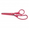 Milan, nożyczki szkolne Basic Colours - różowe (1412081029)