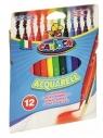 Pisaki Acquarel 12 kolorów CARIOCA