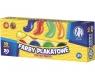 Farby plakatowe Astra, 10 kolorów - 20 ml (301115004)