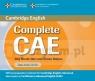 Complete CAE Class Audio CDs (3) Guy Brook-Hart, Simon Haines