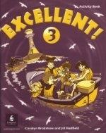 Excellent! 3 SP Ćwiczenia. Język angielski Jill Hadfield, Coralyn Bradshaw