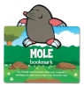 Zwierzęca zakładka do książki - Mole - Kret